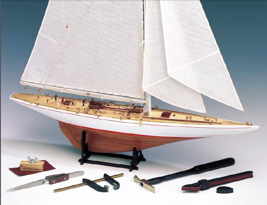 Beginner and Easy Wooden Model Ship Kits