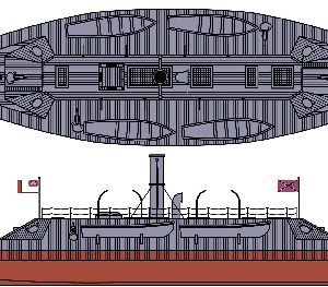 Flagship Models CSS Palmetto