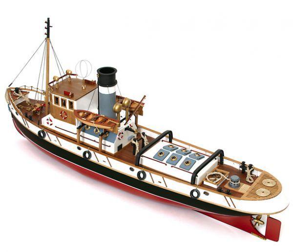 Boat Kits Product : Occre ulises woodenmodelshipkit