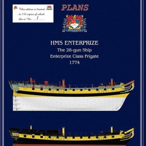 Super Modellar Plans HMS Enterprise