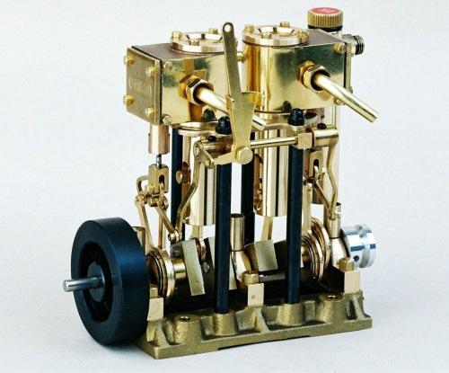 Steam Engine T2dr Saito Woodenmodelshipkit